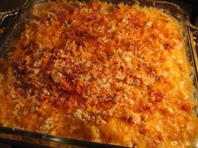 Home on the Range: Twice Baked Potato Casserole
