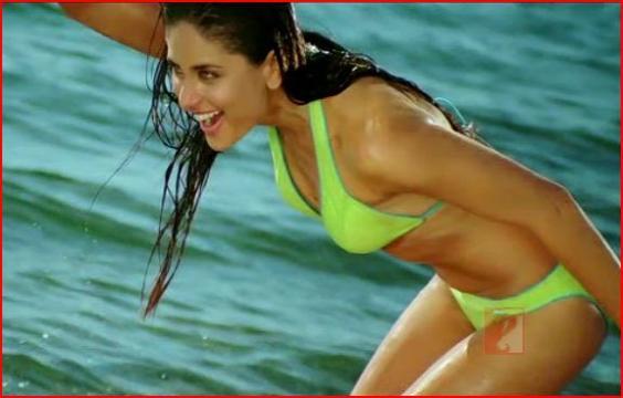 Collection of Hot Kareena Kapoor Bikini Pictures
