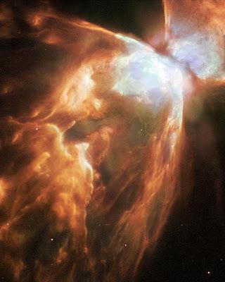 Estrela Morrendo - Efeito Borboleta