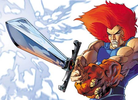 Thundercats Cats on Tribotaku  Thundercats Ganhar   Nova Vers  O