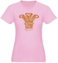 Queenie4ever Regal Crown <br>Jr. Jersey T-Shirt