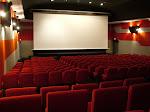 Le cinéma la Viouze vu de l'intérieur