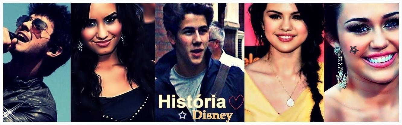 História Disney
