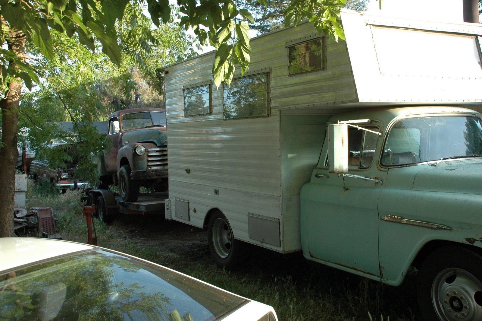 1955 chevy camper