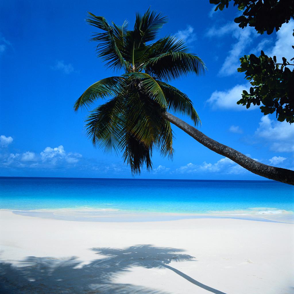 Paisaje de playas