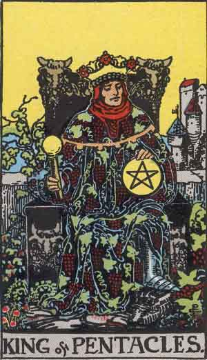 Dating king of pentacles