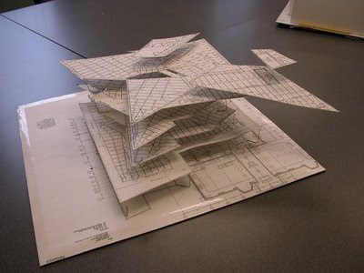 Exblogsion Hand Made Architectural Models