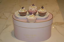 M.A. the 2nd's Cupcakes on a Laduree Box!