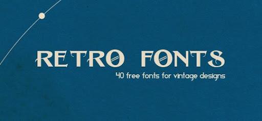 Recursos Gratis para Descargar, Fuentes (Fonts), Texturas + Tutoriales