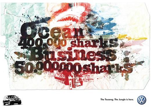 Excelentes Ejemplos del uso de la Tipografía en el Diseño de la Publicidad