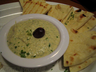 Dino's Greek and Italian Grill - Hummus