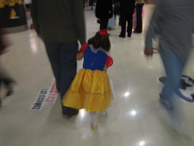 going to see Disney on Ice: Princess Wishes