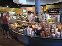 dish - market area