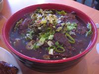 Sim Ba La - Beef Noodle Soup