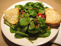 Wildflower - Emerald Spinach Salad