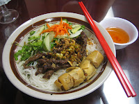 Pho Avina - Grilled Beef w/ Rice Vermicelli