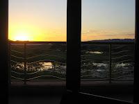 Kai - view of sunset