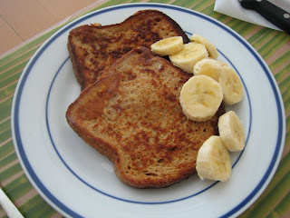 Home cooking - french toast