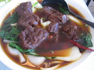 Dumpling Inn - spicy beef noodle soup
