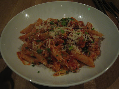 True Food - turkey bolognese