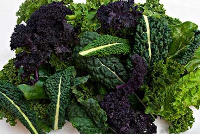 Mixed Baby Kales
