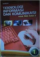 Buku TIK Kelas 10