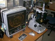 Keyence VHX Microscope Setup