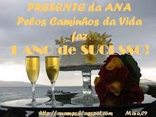 MIMO da ANA...1º ANIVERSÁRIO DE BLOG