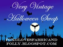 Very Vintage Halloween Swap