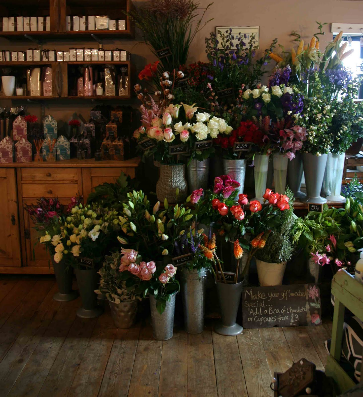 Flower Shop Stories September 2010