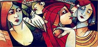 pintura de Victor Hugo Porto