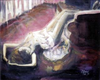 """[""""Mulher bailarina repousa"""", de Guto Maia]"""