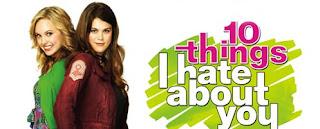 10 причин моей ненависти, 10 Things I Hate About You, смотреть онлайн, сериал онлайн