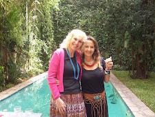 Elisa y Germana
