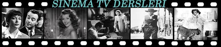 SINEMA TV DERSLERI
