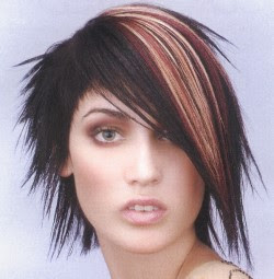 New Emo Hairstyles and advace Trend