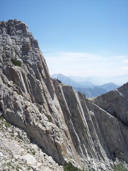 Lone Peak (approach)