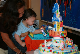 Andrew 12 months Birthday