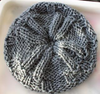 strikket genser ikke vrangbord