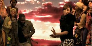 Akon Feat. Keri Hilson - Oh Africa - Video Lyrics Letra