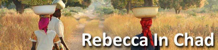 Rebecca In Chad
