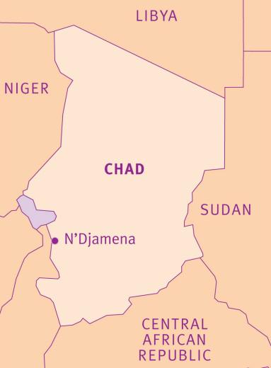 Rebecca In Chad Chad