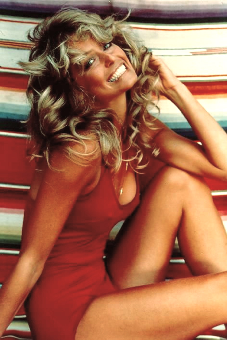 Say No To FACION Farrah Fawcett