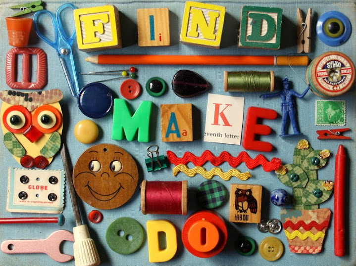 Find, Make, Do