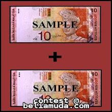 contest:menangi RM 20 untuk 5 orang