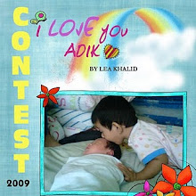 I LOVE YOU ADIK CONTEST