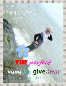 """the perfect vacation giveaway by ciera:) """