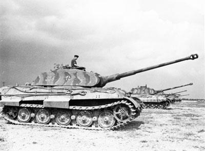 King tiger tank - photo#23
