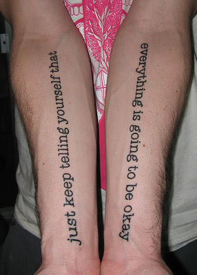 words of wisdom tattoos