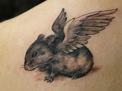 mouse tattoo